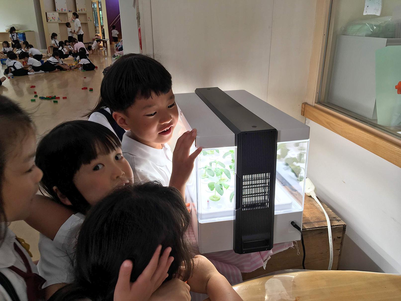 松井ヶ丘保育園の食育への取り組み画像3
