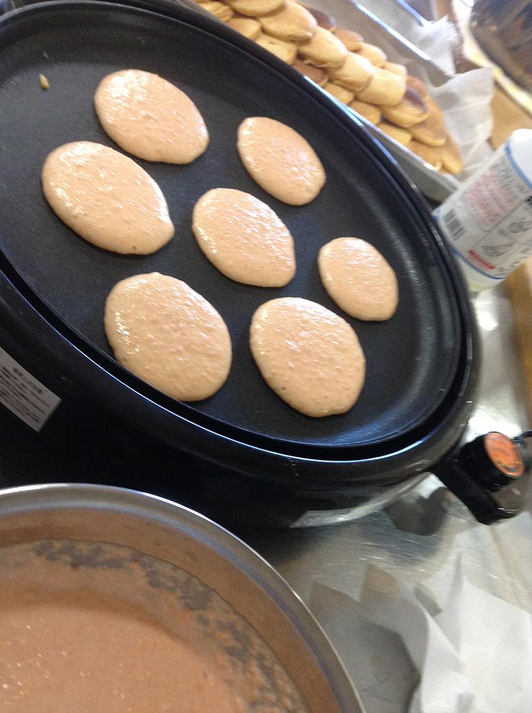 にんじんケーキづくり9