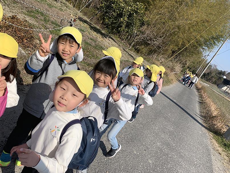 甘南備山登山写真4