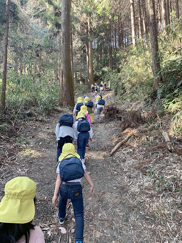 甘南備山登山写真7