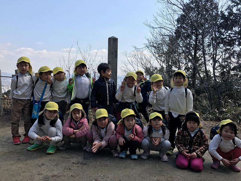 甘南備山登山写真10