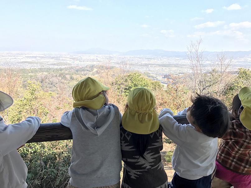 甘南備山登山写真1